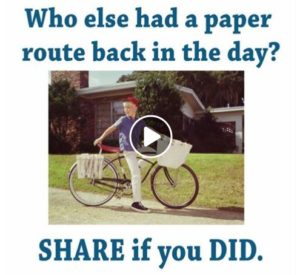A Paper Run?