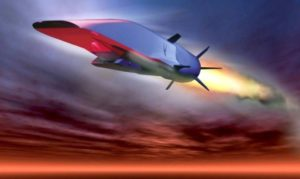 New Russion Cruise Missile