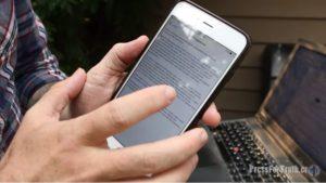 Smart Phones Killing Mankind