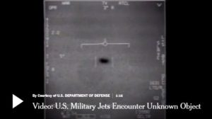 US Jet Image Of UFO