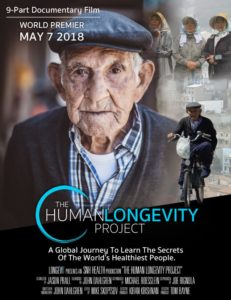 The Human Longevity Project Movie Poster
