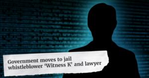 Witness K